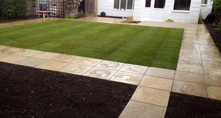 Garden Landcaping